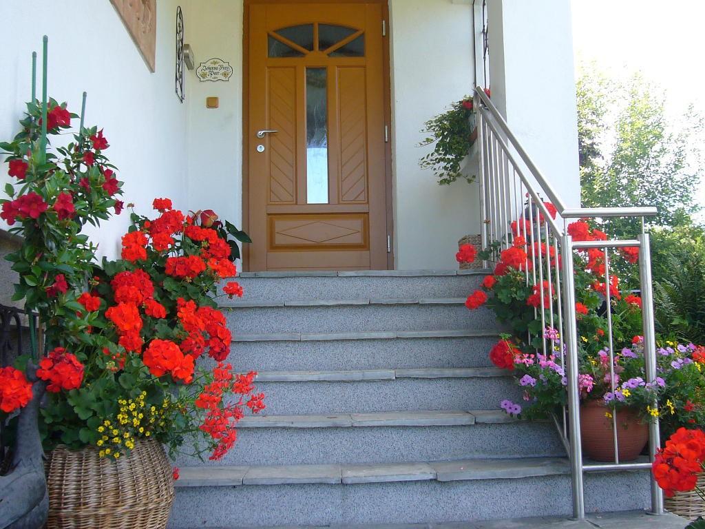 Haus Peer - Eingang